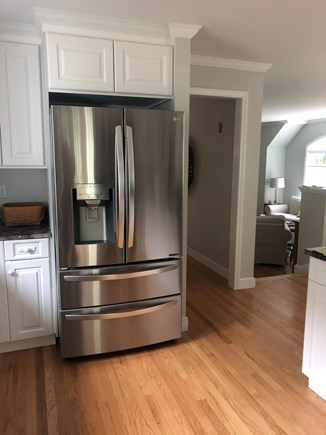 Cotuit Cotuit vacation rental - Kitchen recently renovated with all new stainless appliances