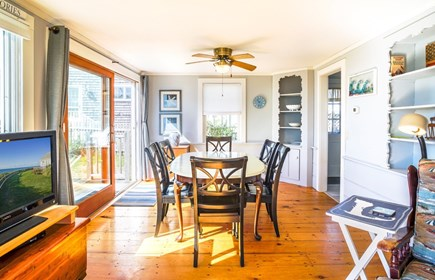 Dennis Port Cape Cod vacation rental - Spacious dining area with ocean views