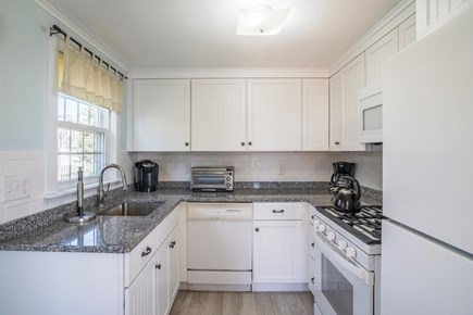 Dennis Port Cape Cod vacation rental - Newly remodeled kitchen, dishwasher, microwave, fully equipped