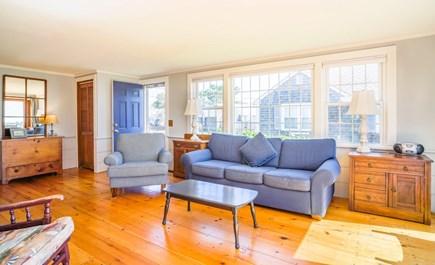 Dennis Port Cape Cod vacation rental - Central AC, living room area