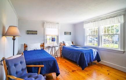 Dennis Port Cape Cod vacation rental - 2nd bedroom, twin beds