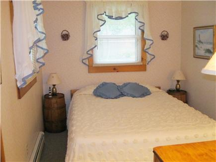 North Eastham Cape Cod vacation rental - Master Bedroom with queen size mattress