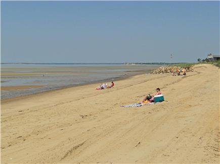 North Eastham Cape Cod vacation rental - Beautiful Cooks Brook Beach just 0.4 ml. straight down the road