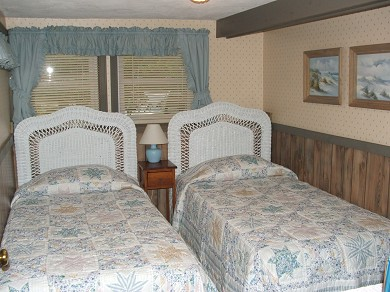North Eastham Cape Cod vacation rental - Twin Bedroom  with excellent mattresses