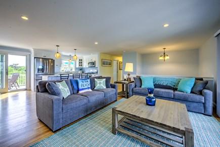 Sandwich, Sagamore Beach Cape Cod vacation rental - Living room