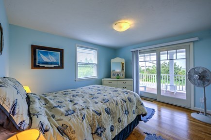 Sandwich, Sagamore Beach Cape Cod vacation rental - Bedroom on main level with Queen