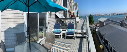 Provincetown, Mews #1 Cape Cod vacation rental - Deck