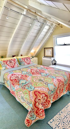 Provincetown, Mews #1 Cape Cod vacation rental - Master bedroom