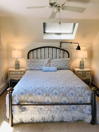 Orleans Cape Cod vacation rental - #1 Queen Large Bedroom with window air conditioner