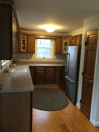 Orleans Cape Cod vacation rental - Kitchen with window air conditioner