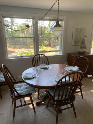 Orleans Cape Cod vacation rental - Dining area