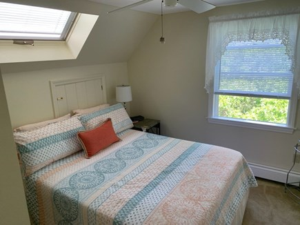 Orleans Cape Cod vacation rental - Queen with window air conditioner