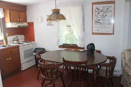 Eastham, Campground - 3963 Cape Cod vacation rental - Kitchen/Dining Area