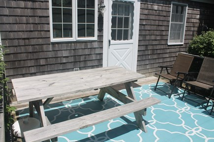 Eastham, Campground - 3963 Cape Cod vacation rental - Deck