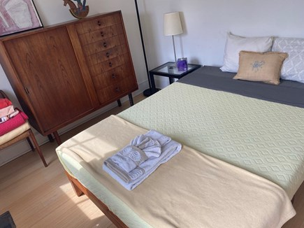 Provincetown, Near the center Cape Cod vacation rental - Bedroom one