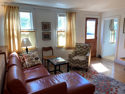 Provincetown, Near the center Cape Cod vacation rental - Living area