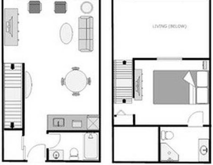 Yarmouth Cape Cod vacation rental - Floor Plan of 1st and 2nd level