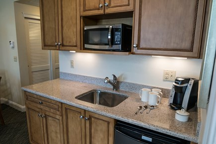 Yarmouth Cape Cod vacation rental - Main level kitchenette