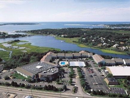 Yarmouth Cape Cod vacation rental - The Cove at Yarmouth ResortNantucket Sound beyond