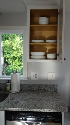 West Dennis  Kelley's Pond Cape Cod vacation rental - Fully equipped kitchen