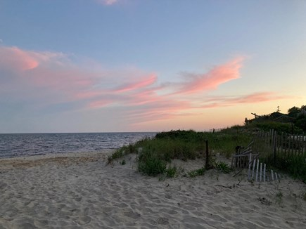 South Chatham Cape Cod vacation rental - Sunsets on Forest Beach