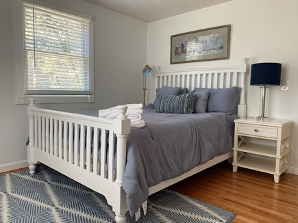 South Chatham Cape Cod vacation rental - Bedroom #2 with a queen size bed