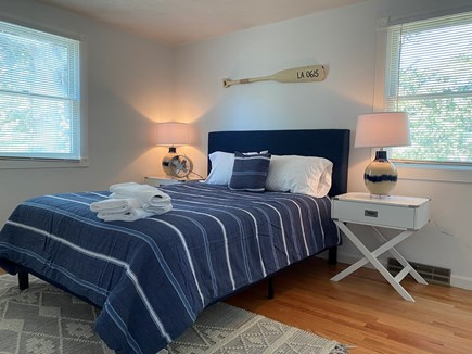South Chatham Cape Cod vacation rental - Bedroom #1 with a queen size bed