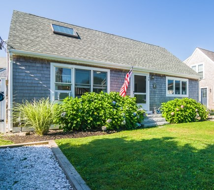 Sandwich Cape Cod vacation rental - Front view