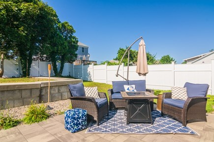 Sandwich Cape Cod vacation rental - Comfy outdoor seating
