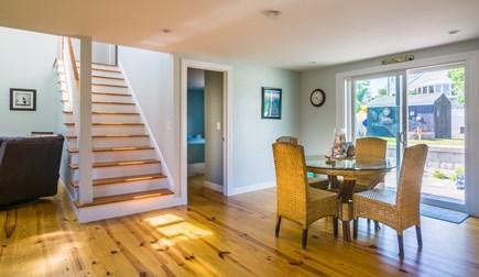Sandwich Cape Cod vacation rental - Stairway to upper level