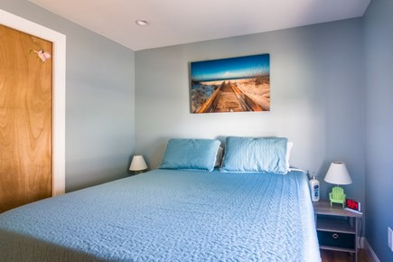 Sandwich Cape Cod vacation rental - Bedroom with Queen on main level.