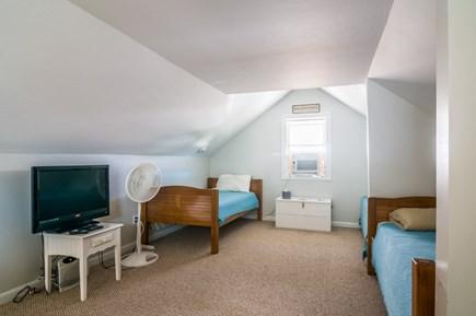 Sandwich Cape Cod vacation rental - TV in loft Bedroom.