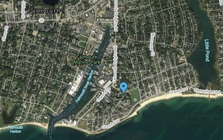 Falmouth Heights Cape Cod vacation rental - Charming, family-oriented Falmouth Heights near beach & town