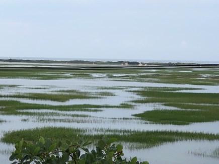 Truro Cape Cod vacation rental - High tide