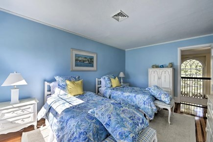 Hyannisport Cape Cod vacation rental - Bedroom 4 - twin beds