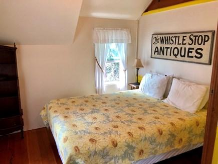Wellfleet Cape Cod vacation rental - Yellow Bedroom 2