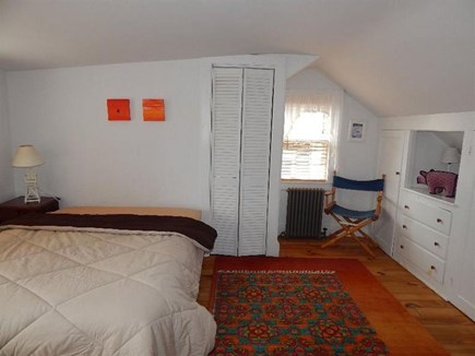 Provincetown, Center of Town Cape Cod vacation rental - Bedroom 2.