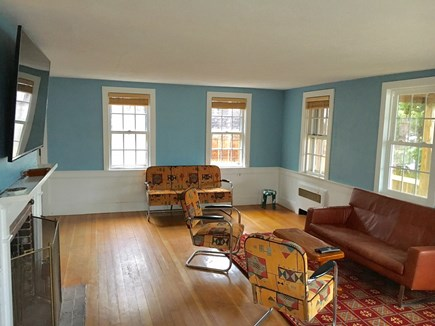 Provincetown, Center of Town Cape Cod vacation rental - Seating area.