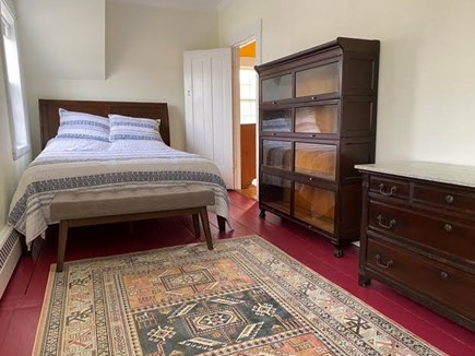 Truro Cape Cod vacation rental - Down stairs bedroom