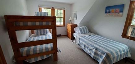 Chatham, Ridgevale Beach area Cape Cod vacation rental - Bunk room comfortably sleeps three