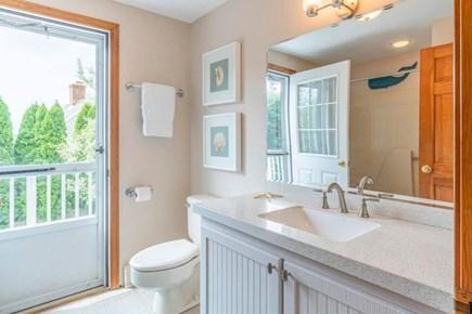 Chatham, Ridgevale Beach area Cape Cod vacation rental - Second floor bath