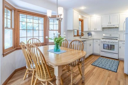 Chatham, Ridgevale Beach area Cape Cod vacation rental - Sunny, newly renovated kitchen  with dining area