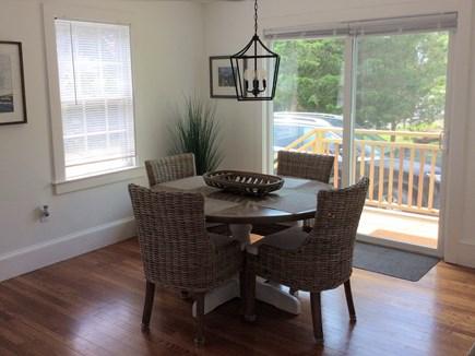 Pocasset, Wenaumet Bluffs Pocasset vacation rental - Dining room