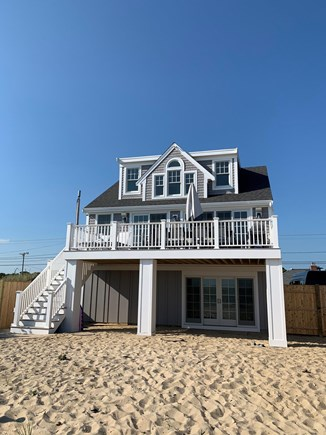 Centerville, Barnstable Centerville vacation rental - Beach Side of the House