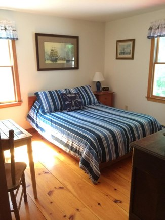 Eastham, Coast Guard - 3826 Cape Cod vacation rental - Downstairs bedroom with full