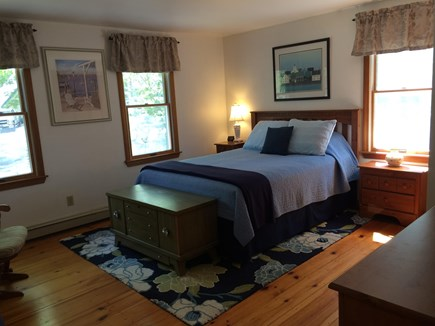 Eastham, Coast Guard - 3826 Cape Cod vacation rental - Master bedroom with queen