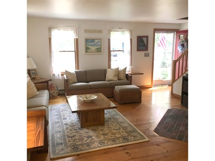 Eastham, Coast Guard - 3826 Cape Cod vacation rental - Living Room
