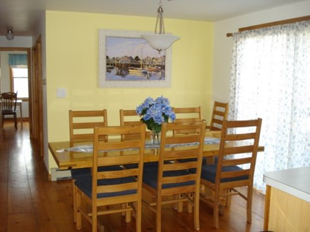 Eastham, Coast Guard - 3826 Cape Cod vacation rental - Dining Area