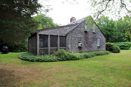 Orleans Cape Cod vacation rental - Exterior side