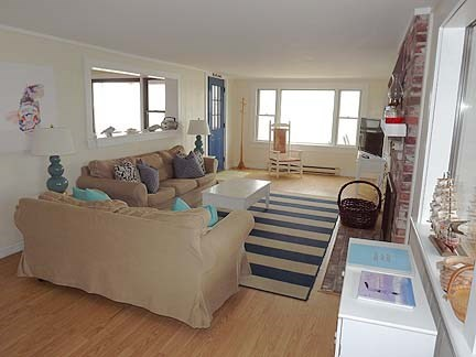 Chatham Cape Cod vacation rental - Another View of the Living Room
